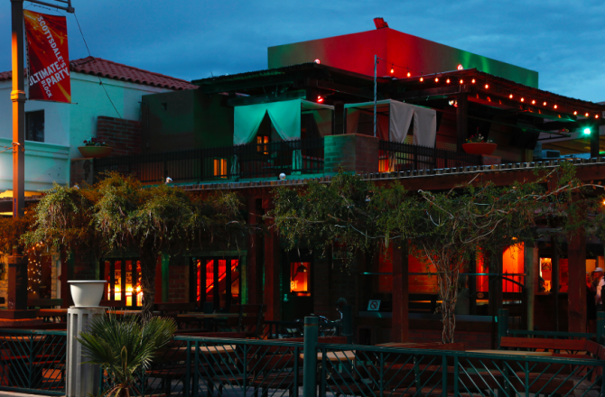 The Classic Old Town Gringos Returns to Old Town Scottsdale