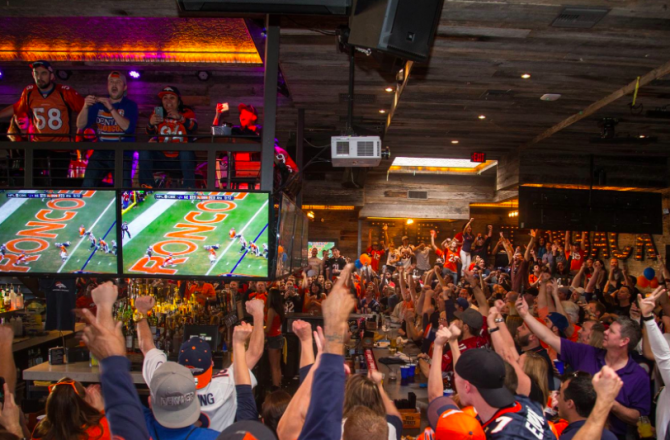 Where to Party and Watch the Big Game