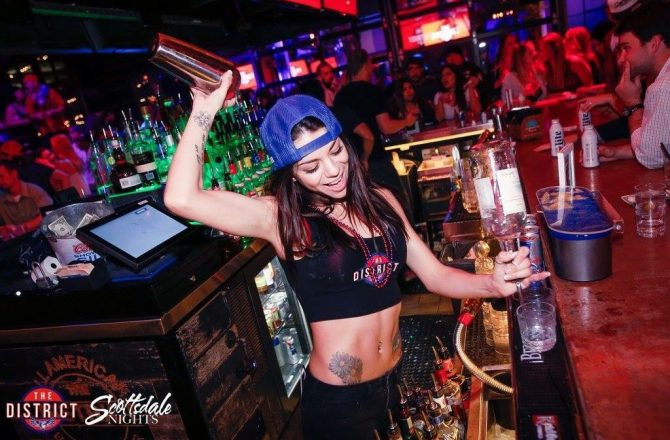 Behind the Bar: Ciara Anzar