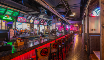 Cowboys Saloon Opening in Peoria