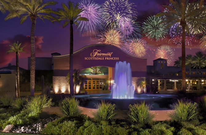 4 Reasons to Spend the Fourth at the Fairmont's Freedom Fest