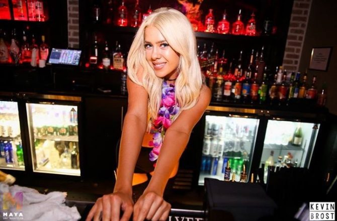 Behind the Bar: Savannah Wales
