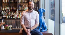 Meet Noah Momyer, Blue Hound Kitchen & Cocktails' Newest Head Bartender