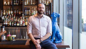 Meet Noah Momyer, Blue Hound Kitchen & Cocktails' Newest Head Bartender
