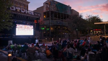 City Lights Movie Nights Returns to CityScape