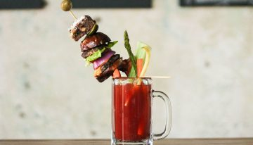Bottoms Up at These Boozy Brunch Spots