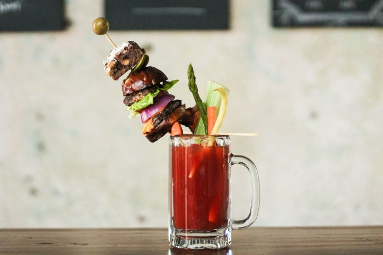 "DCM ""The Kracken"" Bloody Mary"