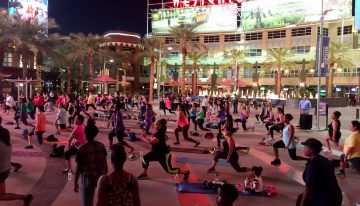 Westgate Hosts Free Weeknight Events This Fall