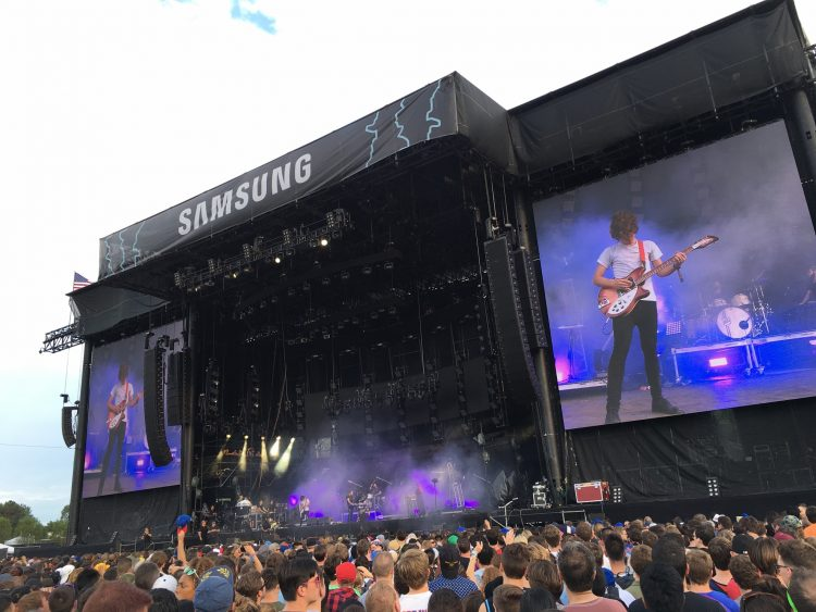 Samsung Stage Lollapalooza