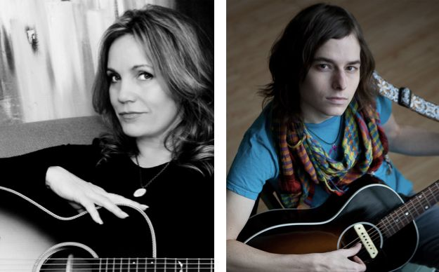 Adam Smith and Melody Guy Launch West Coast Tour at The Listening Room