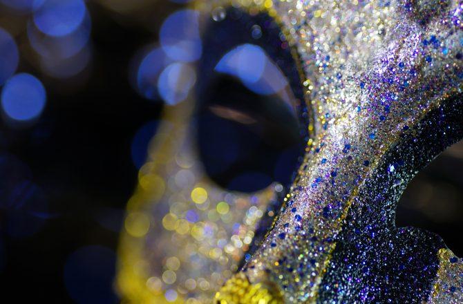 Mardi Gras Party at LUSTRE