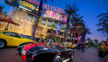 Hot Rod Night and Bike Night Return to Westgate