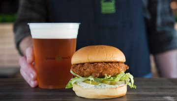 Shack Sounds: Shake Shack's Concert Series Features Brews and Beats