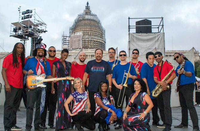 KC and the Sunshine Band to Perform at A Night at the Ballpark