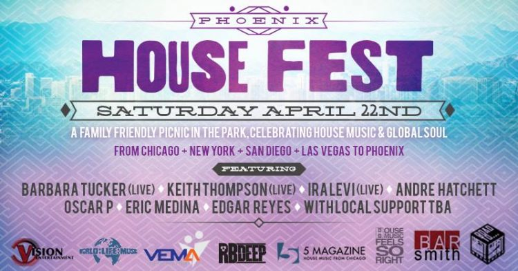 Phx House Fest