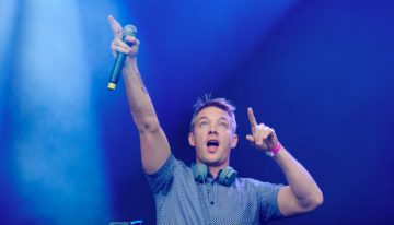 Diplo to Headline Wet Electric