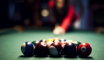 Billiards and Beer at Rack Scottsdale