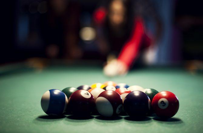 Billiards and Beer at Rack Scottsdale