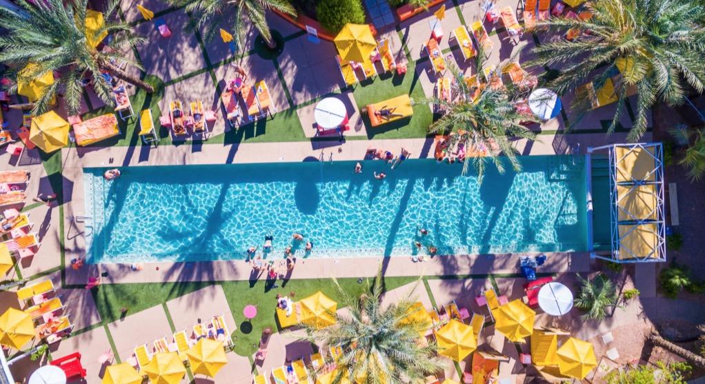 best phoenix pool parties