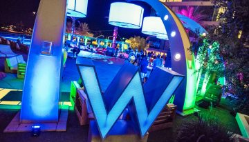 W Scottsdale Launches WET After Dark
