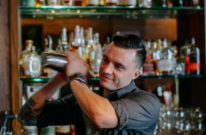Behind The Bar: Tony Pharias of La Bocca