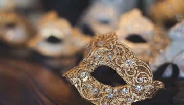Have a Fashionable Halloween at F.A.B.R.I.C.'s Masquerade Ball