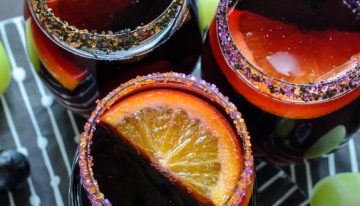 Party Recipe: Halloween Sangria
