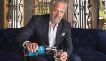 The Most Interesting Man in the World: Q&A On Why He Now Only Drinks Tequila