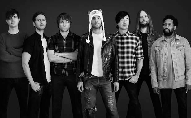 Maroon 5 Announces 2018 Tour Dates