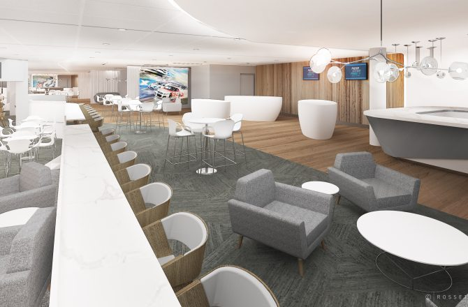 Phoenix Raceway Introduces New Luxury Curve Suite