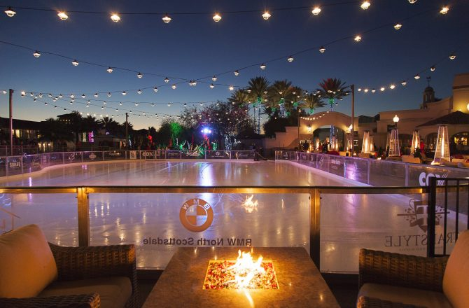 4 Reasons to Spend Date Night This Holiday Season at the Fairmont Scottsdale Princess