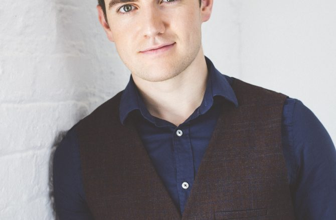 Celtic Thunder's Principal Singer Emmet Cahill Coming to Phoenix