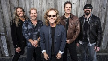 Night Ranger and 38 Special to Headline MuscleKingz Car Show