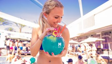 Splash Your Way Through Summer at Maya Dayclub