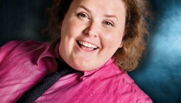 A Comedian for Everyone: Q&A with Fortune Feimster