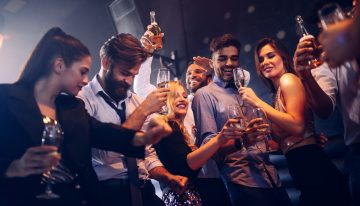 Riot House: Scottsdale's New South Beach-Themed Club