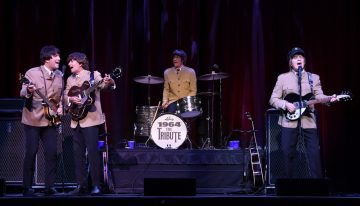 1964 The Tribute Recaptures the Spirit of The Beatles