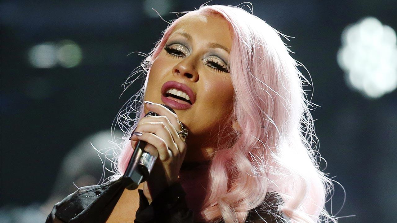 Christina Aguilera Announces Liberation Tour - Nightlife Christina Aguilera