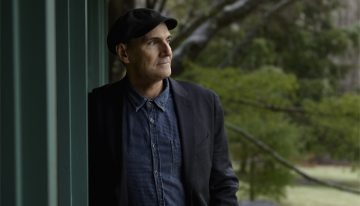 Don't Miss Your Chance to See James Taylor!