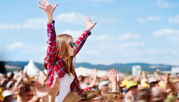 5 Summer Music Festivals in Unlikely Places