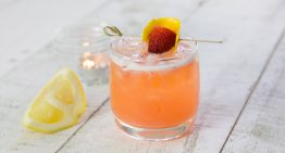 Pool Party Sips: True Food Kitchen's Strawberry Smash