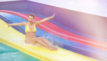 Suds & Slides: A Summer Camp-Themed, Adults-Only Party