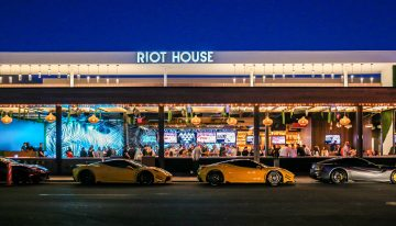 Riot House Brings Tropical Vibes to Scottsdale