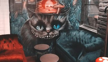 Jump Down the Rabbit Hole at New Alice In Wonderland-Themed Cocktail Bar
