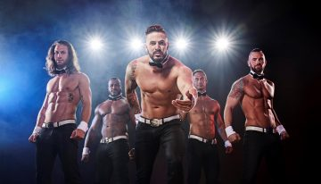 Summer in Phoenix Just Got Hotter With the Chippendales