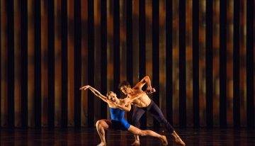 "Ballet Arizona Presents Edgy, Original Works with its Fall Show ""New Moves"""