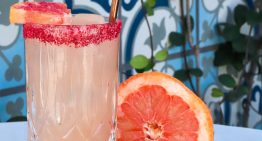 "Fox Restaurants Introduces Azuñia Cocktail With Straws You Can ""Steal"""