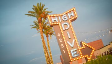 High Dive, Arcadia's Newest Neighborhood Bar is Now Open