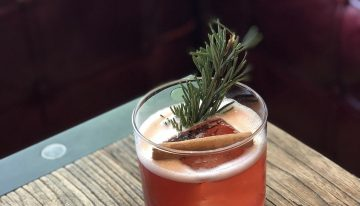 Blue Hound Announces Limited-Time Fall Cocktail Menu