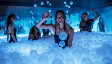 Immersive Adult Ball Pit Now Open in Phoenix